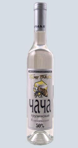 Чем закусывать ликеры.  Чача - грузинский национальный напиток.